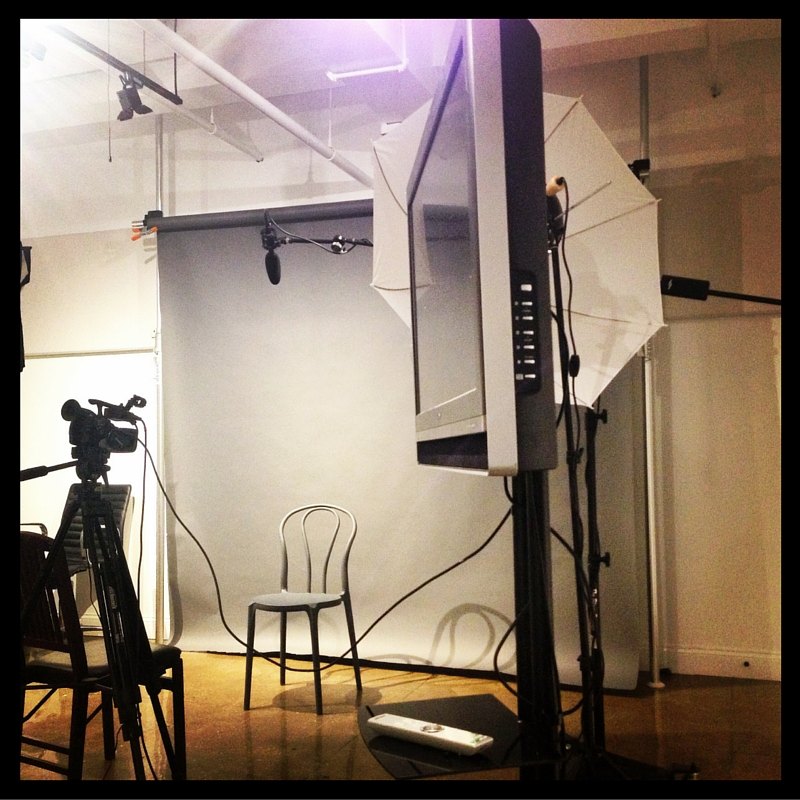 New Studio Location ~ West 35th Street