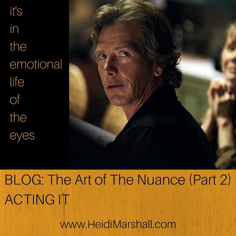 Art of Nuance Part 2
