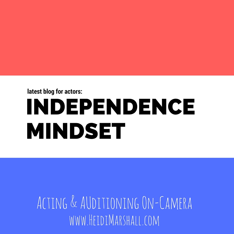 INDEPENDENCE Mindset